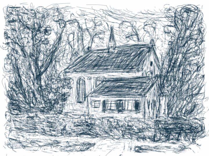 Han Klinkhamer: daily iPad drawing 6 November 2011