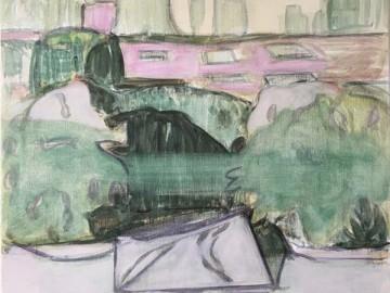 Peter Kantelberg schildert Zundert