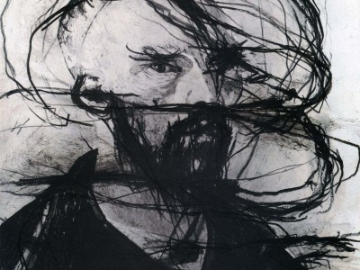 Arnulf Rainer Gogh in Wolke