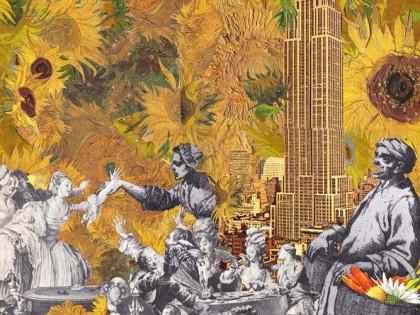 Van GoghGalerie: Inas Al-soqi
