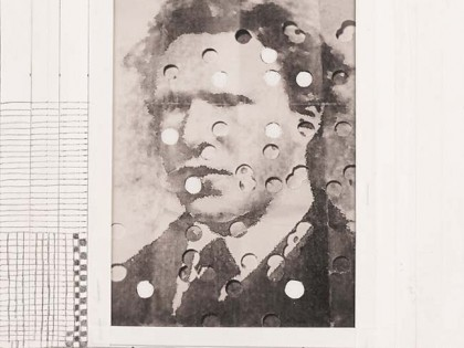 Expositie Ronny Delrue Van GoghGalerie