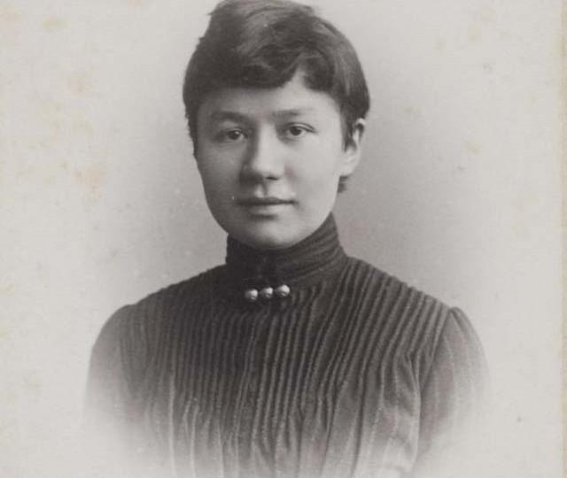 Mevrouw Van Gogh