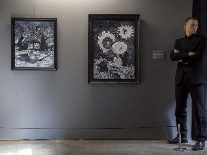 Expositie 'Naar Van Gogh'