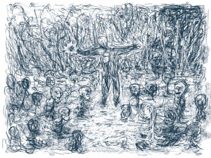 Han Klinkhamer: daily iPad drawing 7 November 2011