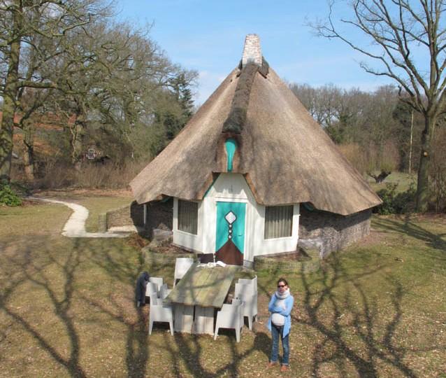 Landkunst op de Buisse Heide 2013