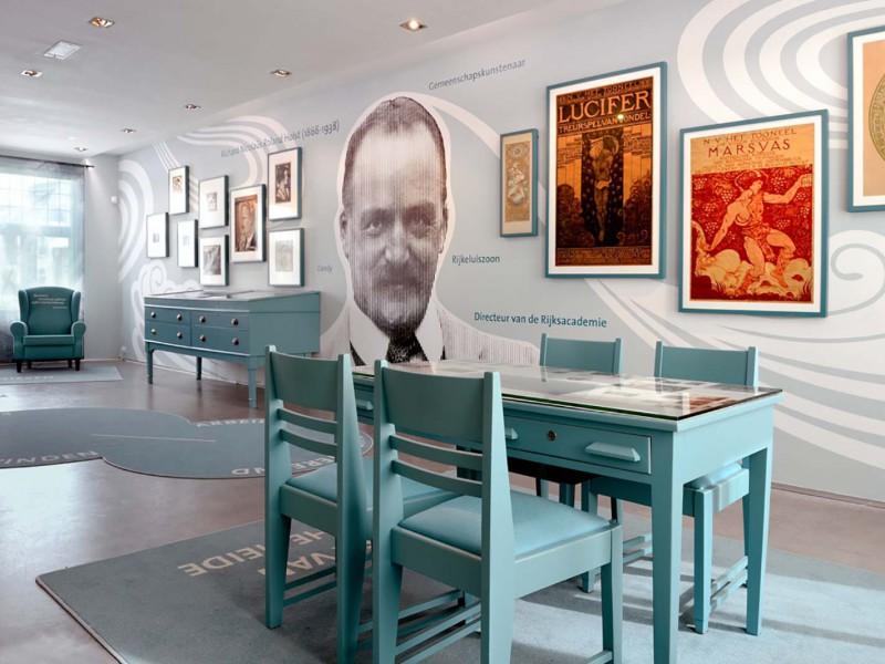expositie Roland Holst