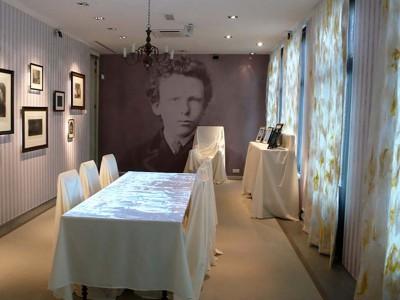 Vincent van GoghHuis exhibition 'The Roots of a masster'