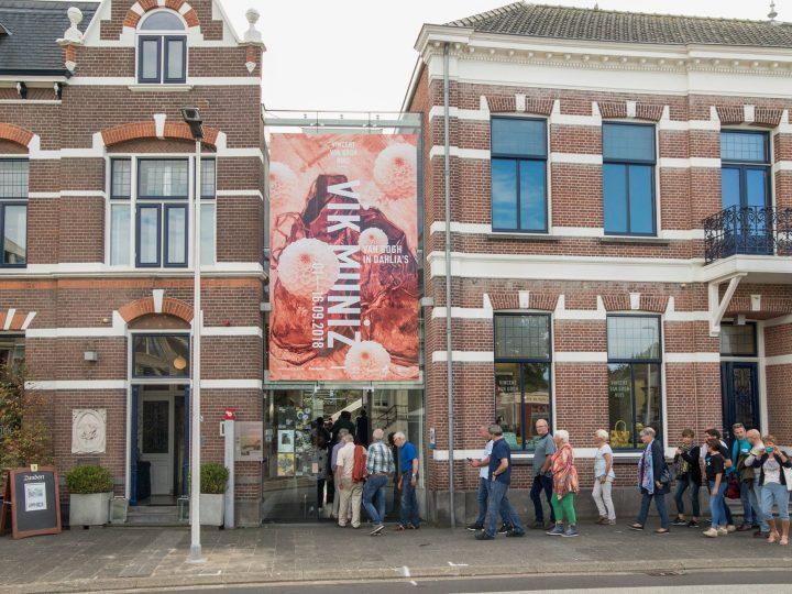 Rabobank blijft sponsor Van Gogh Huis